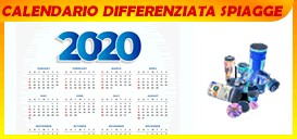 Calendario raccolta differenziata stabilimenti balneari