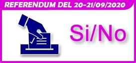 Referendum del 20-21/09/2020