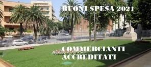 ELENCO COMMERCIANTI ACCREDITATI PER L'ACCETTAZIONE DEI BUONI  ....