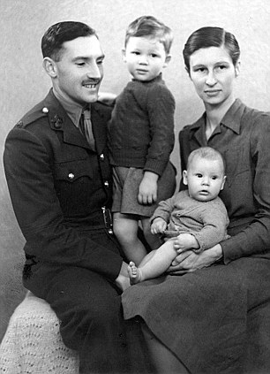 Roger Waters Family