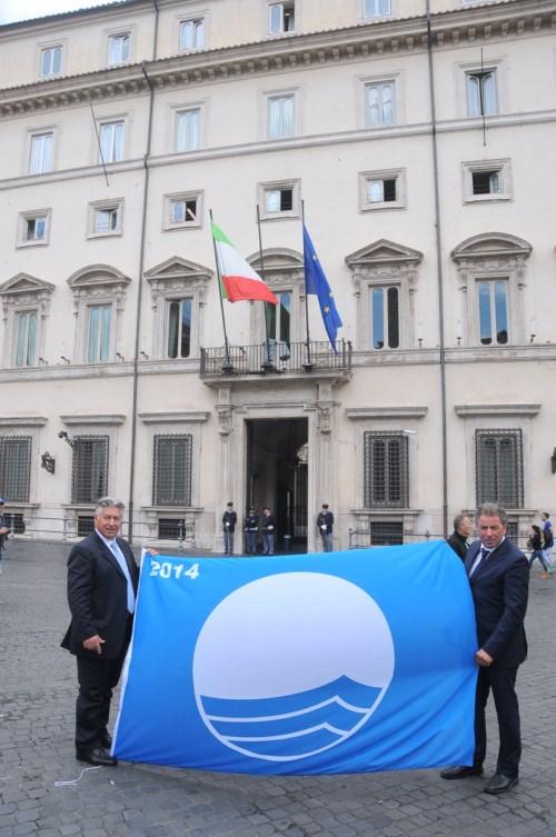 bandiera blu 2014