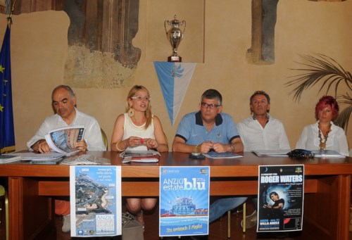 Conferenza stampa estateblu2014