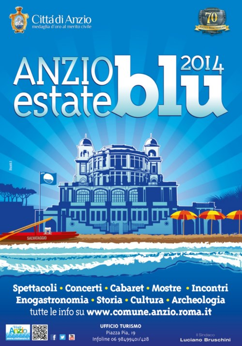 Manifesto EstateBlu2014