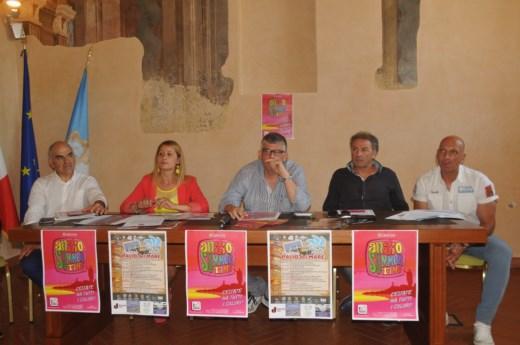 Anzio Summer Time Conferenza Stampa