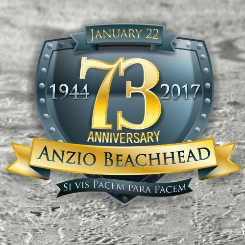Logo 73° Sbarco di Anzio