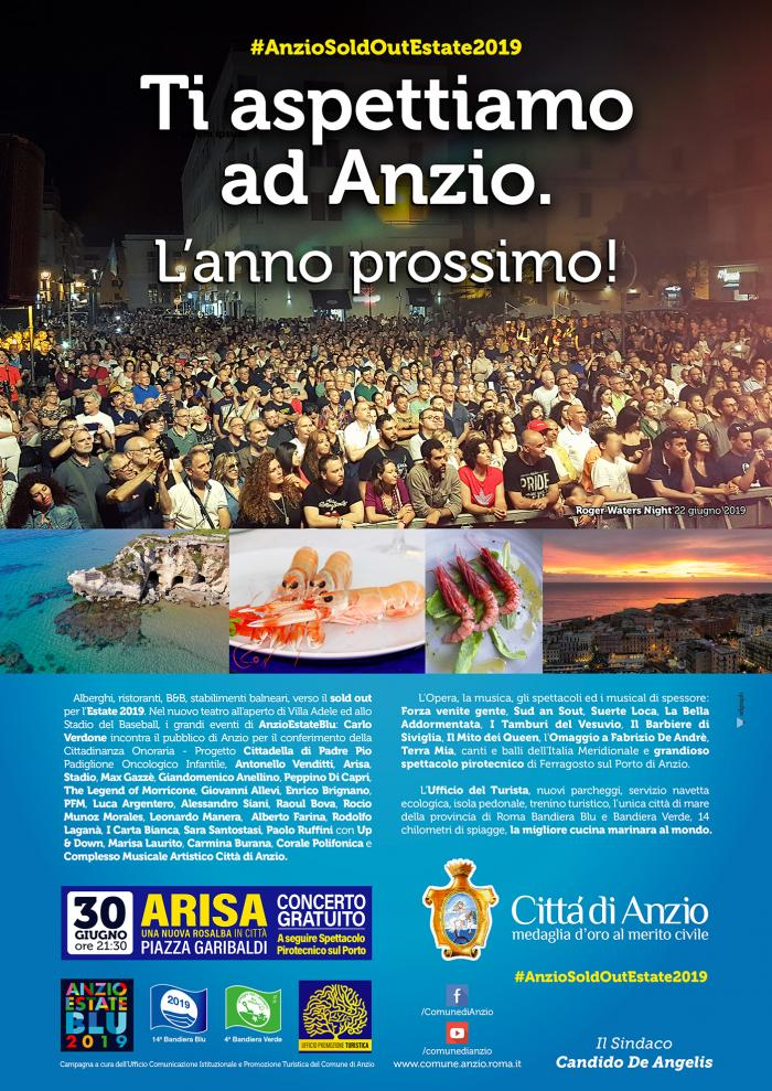 promozione turistica 2019
