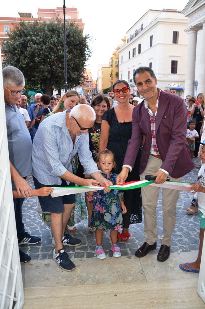 inaugurazione ufficio turista