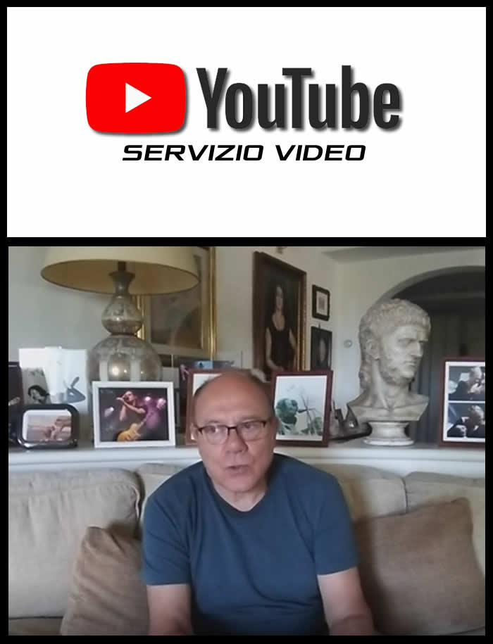 Verdone video alla cittadinanza