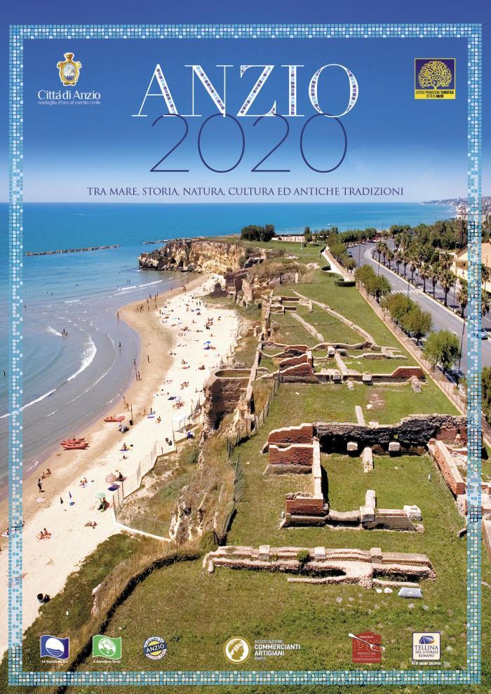 calendario culturale Anzio 2020