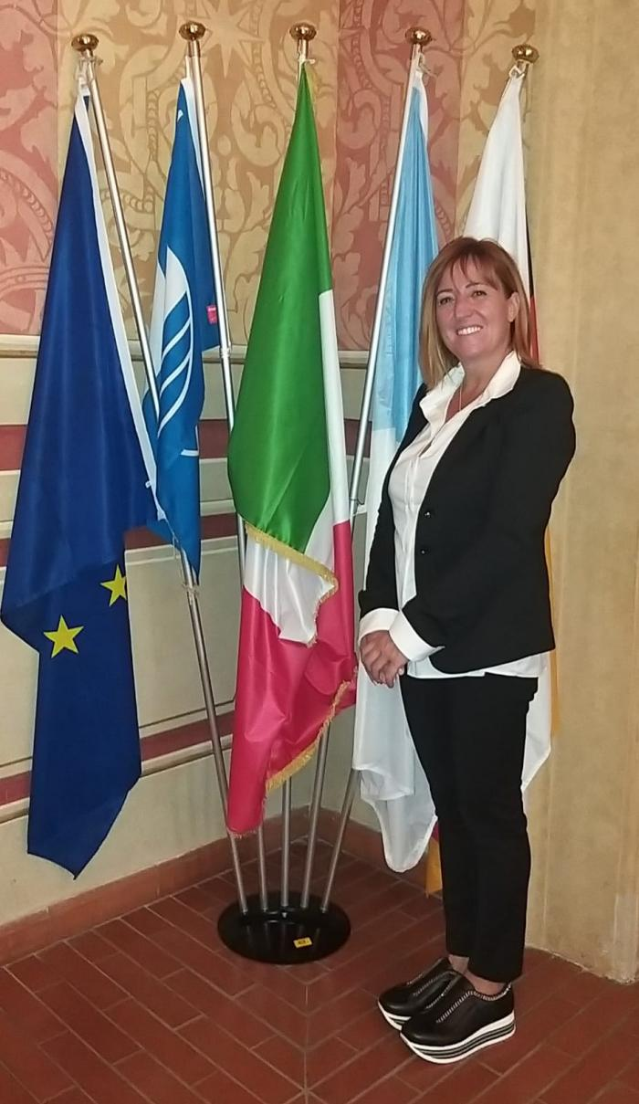 Assessore Gabriella Di Fraia
