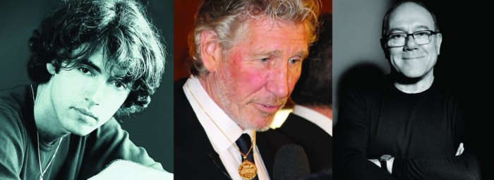 Christian Cappelluti, Roger Waters e Carlo Verdone