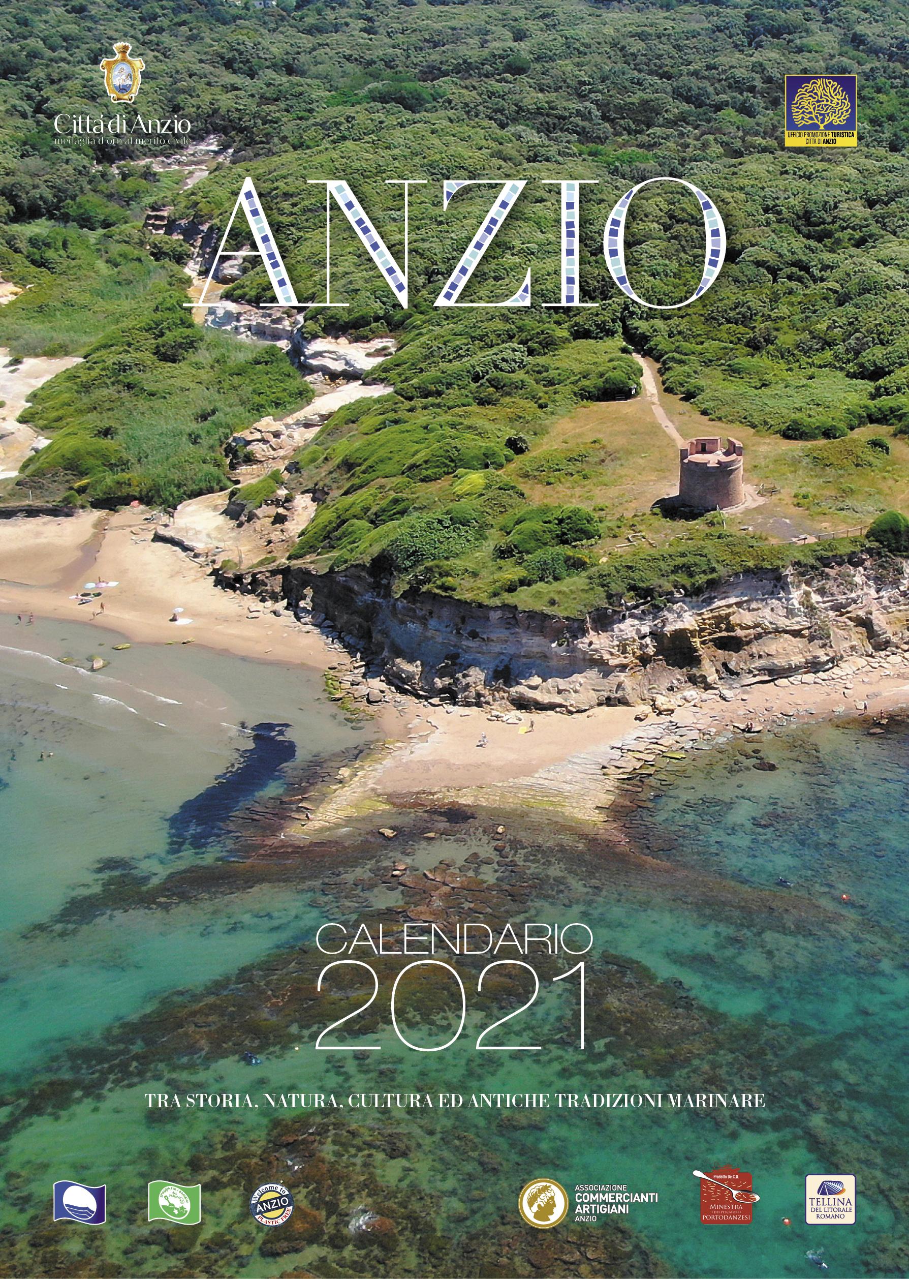 copertina calendario 2021