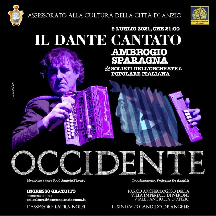 Sparagna Il Dante Cantato